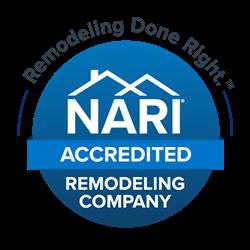 NARI Accredited Remodeling Company
