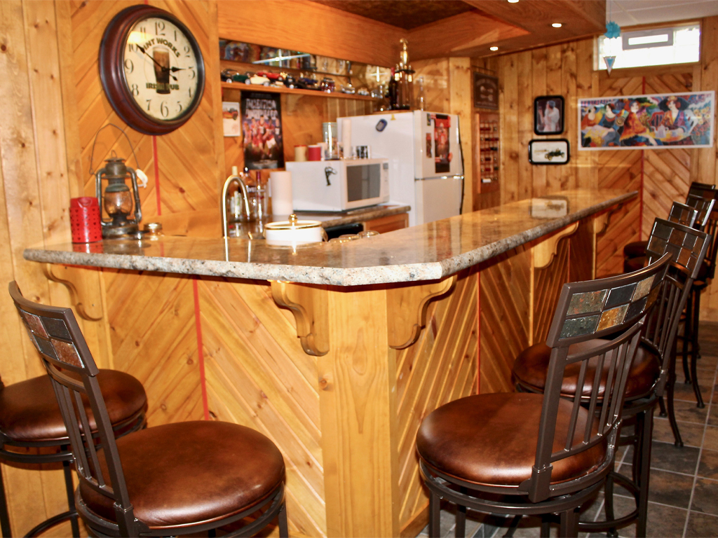 Basement Lounge Bar After