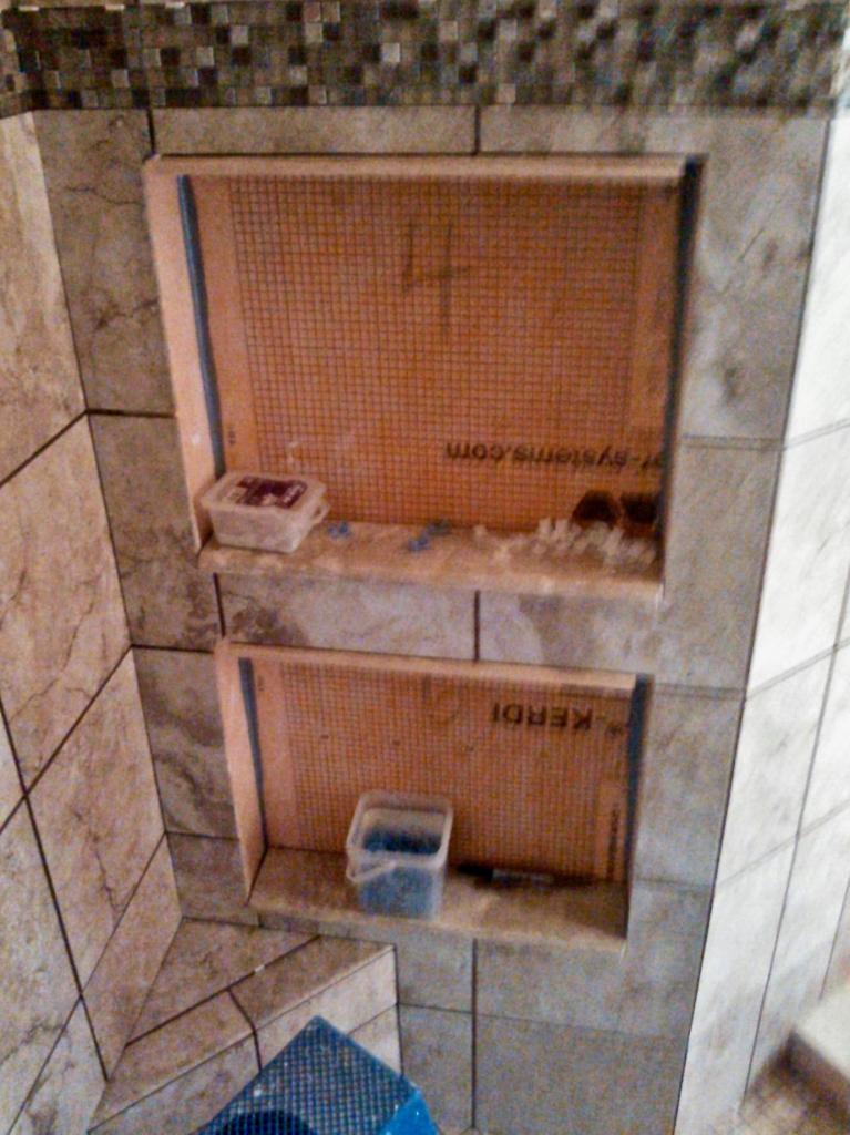 bathroom working