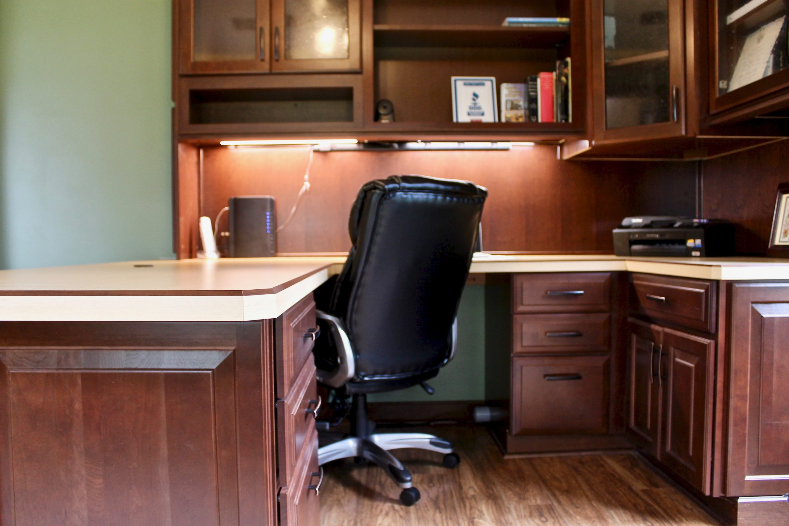 Office Space After